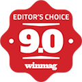 07/2017 | WINMAGPro – Editor's Choice Award