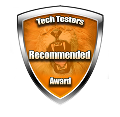 10/2017 | TechTesters – Recommended Award